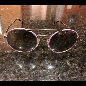 Prada Violet Sunglasses